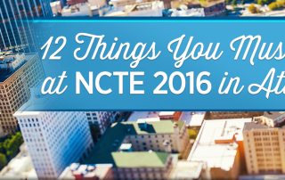 12_things you must do at NCTE