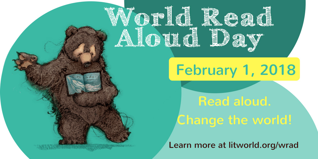 World Read Aloud Day 2018