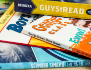 New Books For Avid Non-Readers