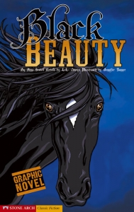 Black Beauty by Jennifer Tapper