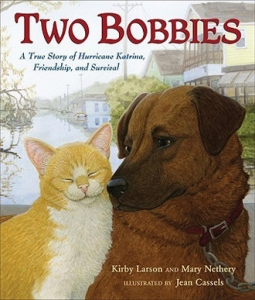 Two Bobbies - Kirby Larson - Mary Nethery