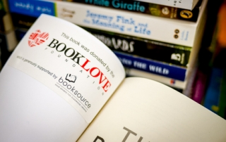 Spreading The Book Love - The Book Love Foundation