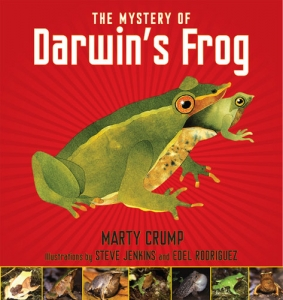 The Mystery of Darwins Frog - Marty Crump - Illustrated
