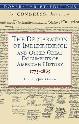 an analysis of the american literature and the declaration of independence topic in the history of t Transcript of rhetorical strategies to the declaration anaphora is used a lot in the declaration of independence the united states dark history has.