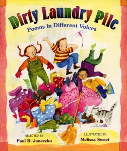 Dirty Laundry Pile Poems In Different Voices - Paul B Janeczko