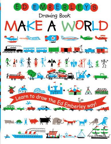 Make a World Drawing Book - Creativity and Inspiration