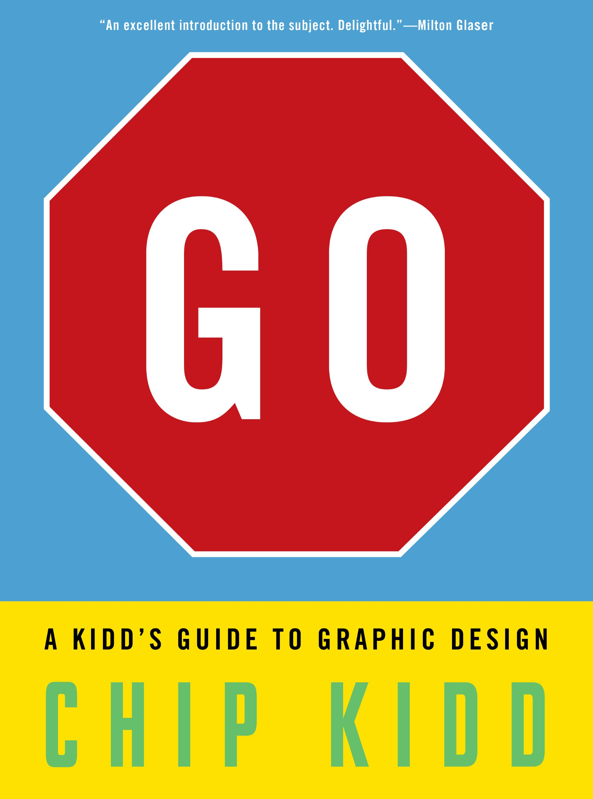 Go - A Kidd's Guide To Graphic Design