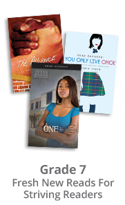Fresh New Reads For Striving Readers - Grade 7