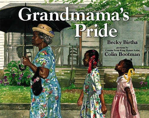 Social Justice Books for Elementary Readers: Grandmama's Pride