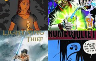 Graphic Novel Feature