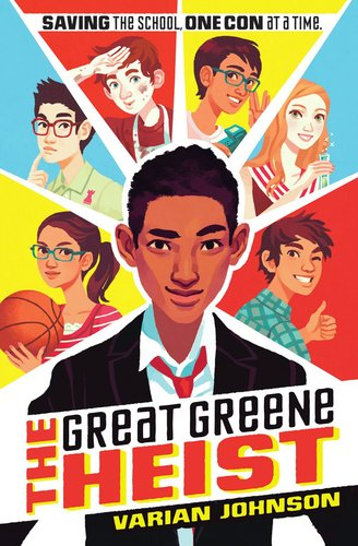 The Great Greene Heist - Varian Johnson