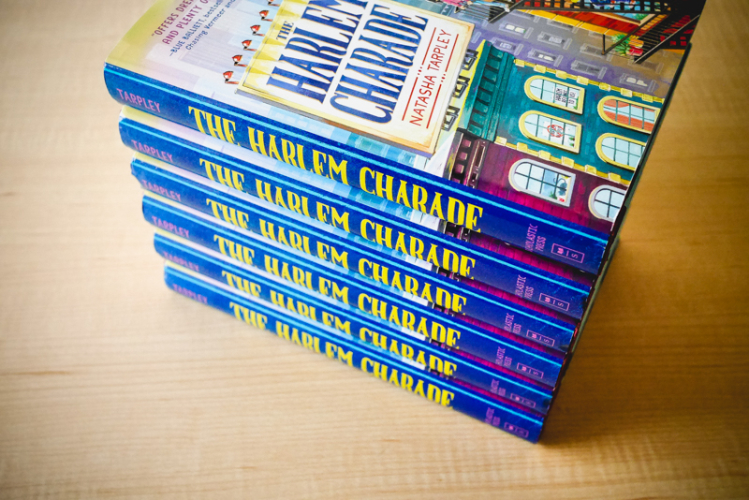 The Harlem Charade Book Club 6-Pack