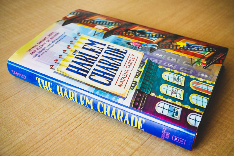 The Harlem Charade Book Club Giveaway