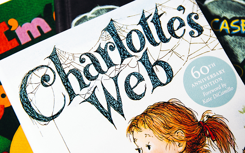 Charlottes Web 60th Anniversary Edition