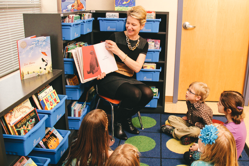 Read Alouds For Primary Grades