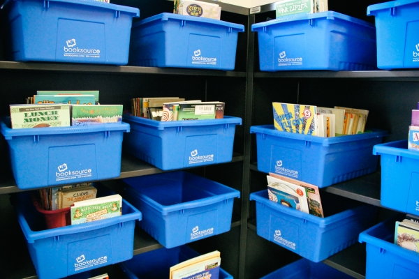 Building a Classroom Library 5