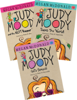 Children's Book Week Ideas: Judy Moody Collection