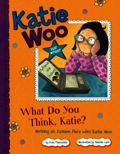 Mentor Texts for Argument Writing: KatieWoo