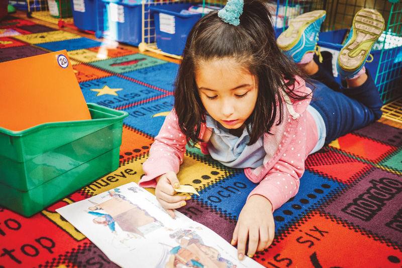 Lexile Level Changes: Early Reader