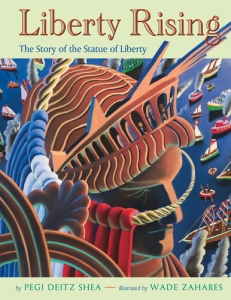 Liberty Rising - The Story of the Statue of Liberty