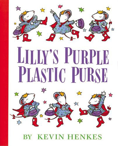 Lilly's Purple Plastic Purse: Back to School Read Alouds