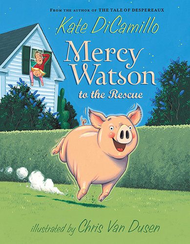 Books for reluctant readers: Mercy Watson