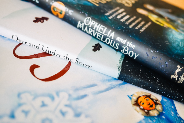 Top Ten Book Titles With Beautiful Winter Imagery