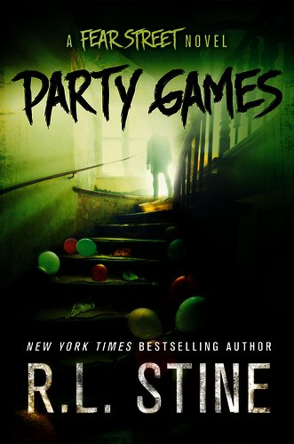 Party Games - R.L.Stine