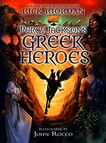 Books for reluctant readers: Percy Jackson