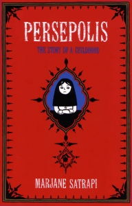 Persepolis The Story of Childhood - Marjane Satrapi