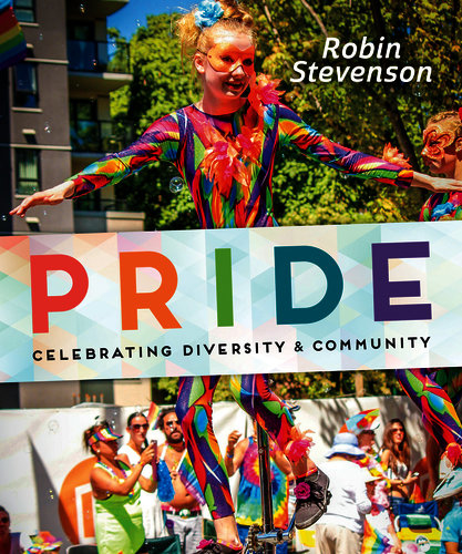 Social Justice Booklist for Elementary Students: Pride