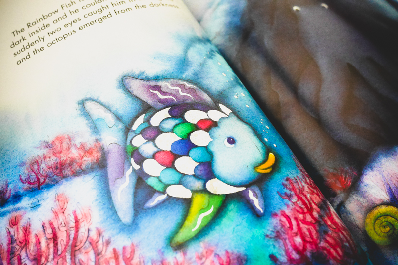 Back-to-School Read Alouds: The Rainbow Fish