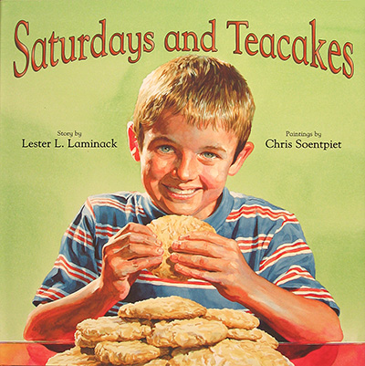 Saturdays and Teacakes - Lester L. Laminock