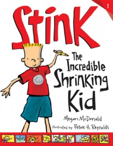 Stink The Incredible Shrinking Kid - Megan McDonald