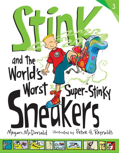 Books or reluctant readers: Stink