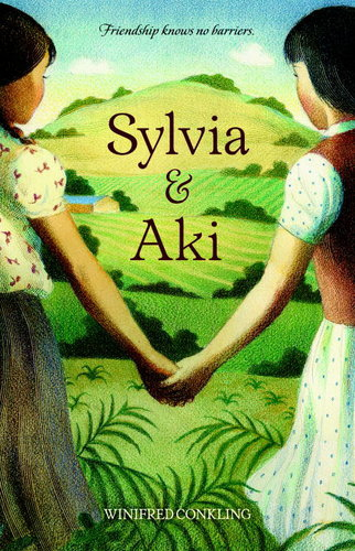 social justice books for elementary readers: Sylvia and Aki