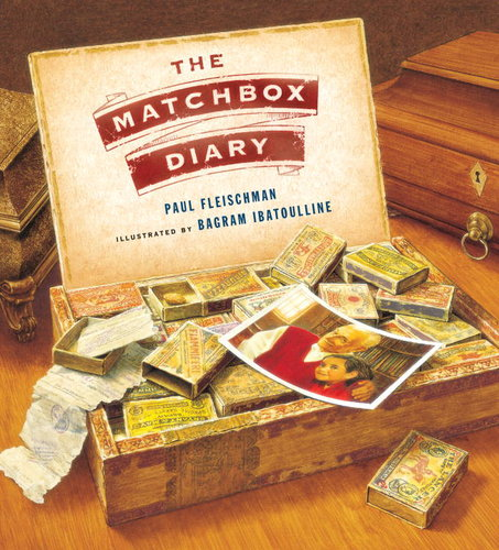 The Matchbox Diary - Paul Fleischman
