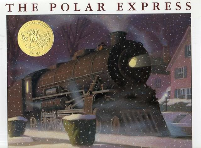 The Polar Express - Top Ten Winter Reads