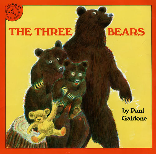 The Three Bears - Paul Galdone - Literacy