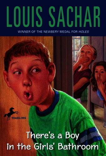 There's a Boy in the Girl's Bathroom - Classroom Library