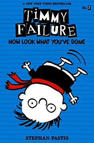 Books Like Diary of a Wimpy Kid: Timmy Failure 2