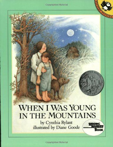 When I Was Young In The Mountains - Cynthia Rylant