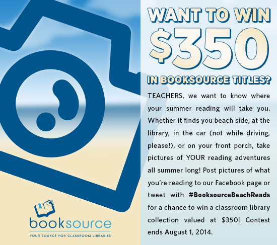 Want To Win $350 In Booksource Titles