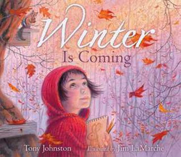 Winter Is Coming - Tony Johnston