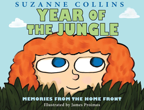 Year of the Jungle - Suzanne Collins