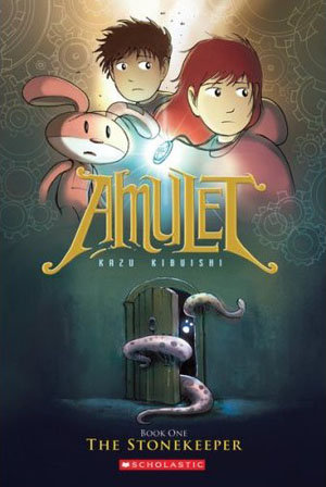 Books Like Diary of a Wimpy Kid: Amulet