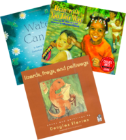 National Poetry Month Resources: books for a grade 1 poetry unit