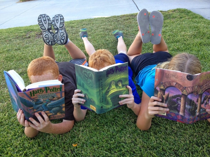 Children's Book Week ideas: summer reading books