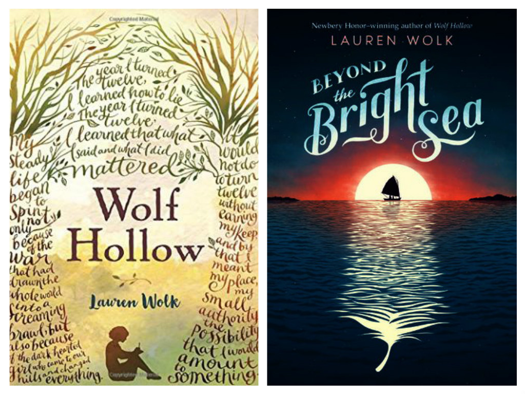 Lauren Wolk novels
