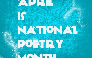 April is National Poetry Month